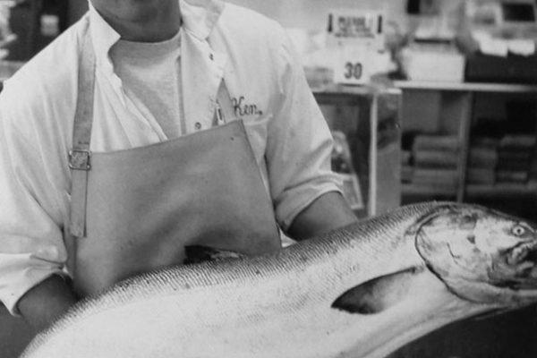 Ken Hewitt - Kuzma's Fish Market