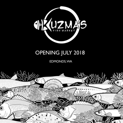 Breaking Ground on Kuzma's Fish Market