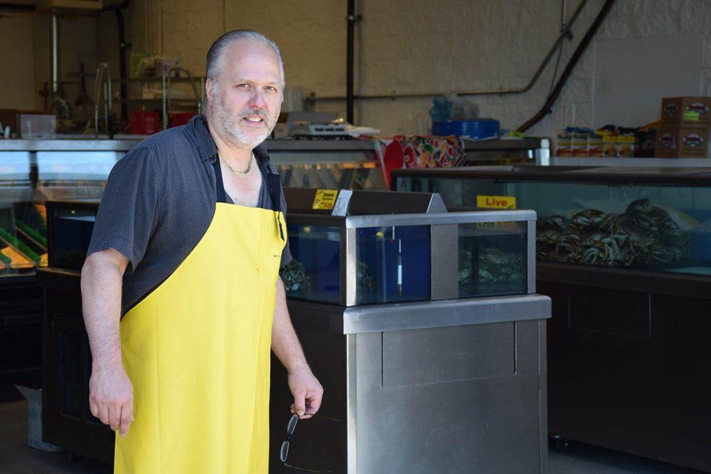 Ken 'Kuzma' Hewitt - Kuzma's Fish Market
