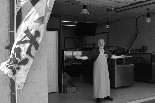 Ken 'Kuzma' Hewitt - Owner of Kuzma's Fish Market